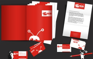 business Identity graphic design